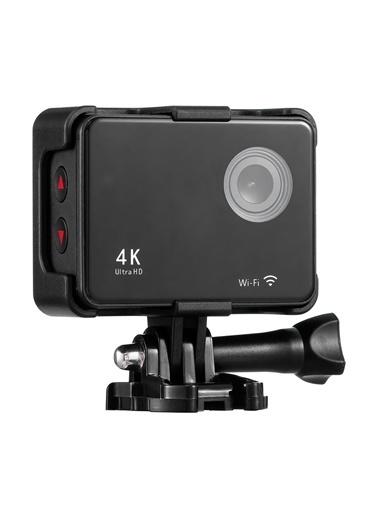 MF Product MF Product Fit N Joy 0272 4K Ultra Hd Wi-fi Aksiyon Kamera Siyah